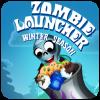 Запуск зомби зимой (Winter Zombie Launcher)