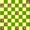 Шашки: Тяжелая атлетика (Checkers)