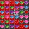 Матч 3: Сердца особого дня Валентина (Match 3 hearts valentines day special)