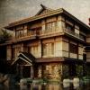 Загадочный отель ( Mystery Sushi Hotel)