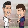 Дуэль: Роналду VS Месси (Ronaldo Messi Duel)