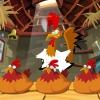 Найди яйцо в курятнике (Hen coops game)