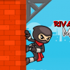Ниндзя ПРОТИВ конкурента (Rival Ninja Stole my Homework)