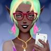 Одевалка: Городской эльф (Urban Elf dress up game)