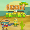 Ковбой VS Марсиане (Cowboy VS Martians)