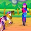 Пони-жокей ( Pony jockey)