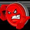 Злая красная кнопка (Angry Red Button)