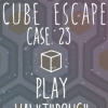 Озеро: Дело 23 (Cube Escape Case 23)