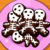 Печенье из горького шоколада ( Bittersweet Chocolate Cookies)
