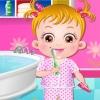 Беби Хэйзел: почистить зубки (Baby Hazel Brushing Time)