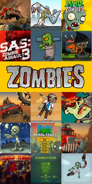 Перейти в категорию «Зомби»