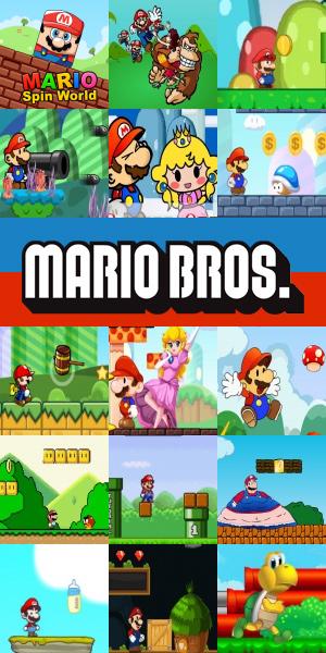 Перейти в категорию «Марио»